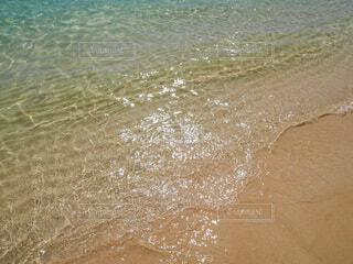 輝く水面の写真・画像素材[4687454]