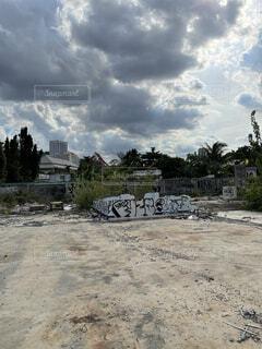 Vacant Land in Bangkokの写真・画像素材[4791258]