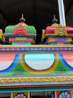 Wat Kaek in Bangkokの写真・画像素材[4807302]