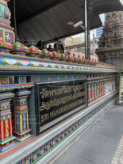 Wat Kaek in Bangkokの写真・画像素材[4807310]