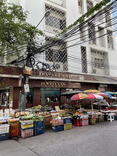 Wat Kaek in Bangkokの写真・画像素材[4807339]