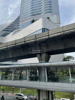 Phloen Chit in Bangkokの写真・画像素材[4829180]