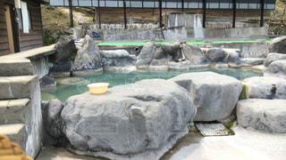 温泉の写真・画像素材[254930]