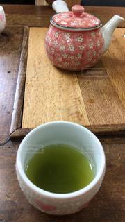 お茶の写真・画像素材[599653]