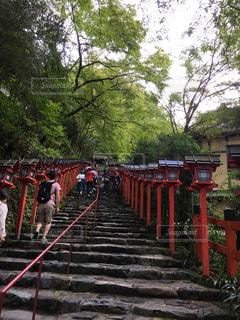 京都!貴船神社!の写真・画像素材[747969]