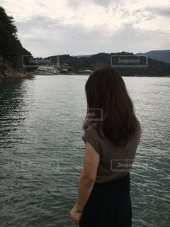 海が綺麗でした。 - No.759697