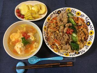 ある日の夕食!の写真・画像素材[772328]