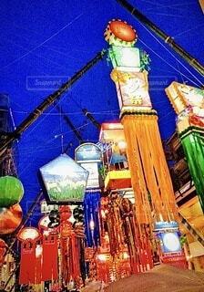 七夕祭りの写真・画像素材[4714001]