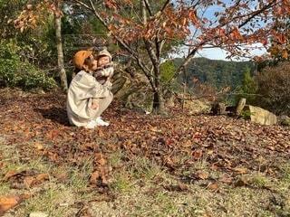 秋の日の休日の写真・画像素材[4785823]