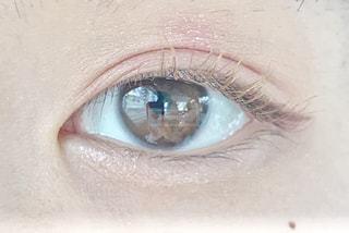 私の目の写真・画像素材[1247551]
