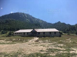 ネパールの学校の写真・画像素材[4699430]
