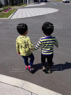 子どもの写真・画像素材[210622]