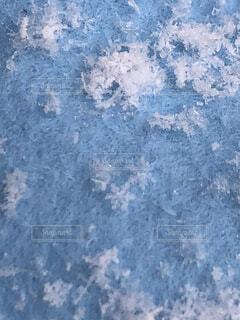 雪の結晶の写真・画像素材[4726979]