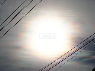 光環の写真・画像素材[4789722]