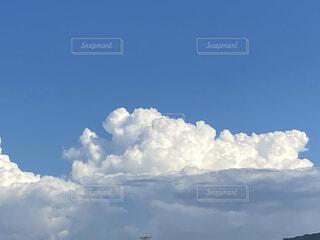 にゅうどう雲の写真・画像素材[4700829]