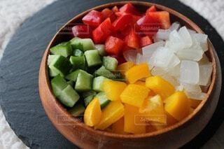 野菜のボウルの写真・画像素材[4704862]