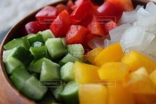 野菜ボウルの写真・画像素材[4704861]