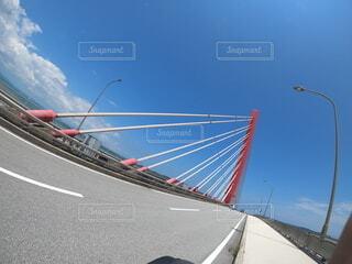 海中道路の写真・画像素材[4709609]