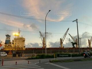 港湾の写真・画像素材[4718639]