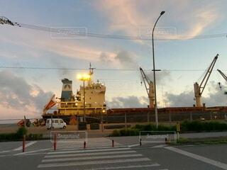 港湾の写真・画像素材[4718616]