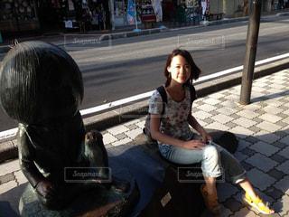 女性の写真・画像素材[213331]
