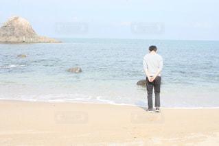 ビーチの人々 のグループの写真・画像素材[847034]