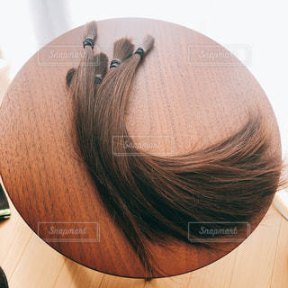 髪の毛の写真・画像素材[1608171]