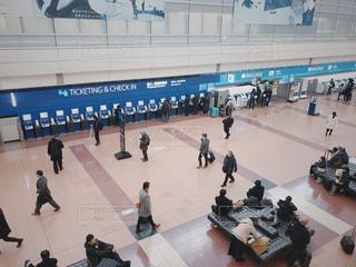 空港の写真・画像素材[1001120]