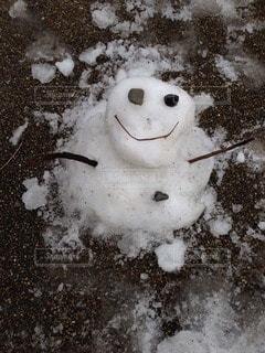 雪だるまの写真・画像素材[211145]