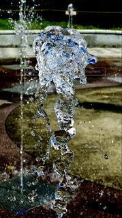 噴水の写真・画像素材[4813047]