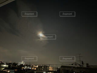 月の写真・画像素材[4746657]
