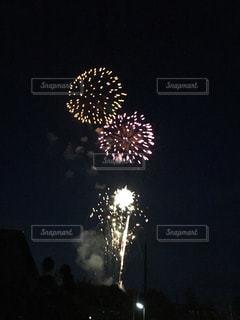 花火の写真・画像素材[586787]