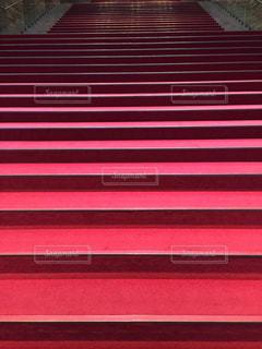 レッドカーペット階段 - No.224884
