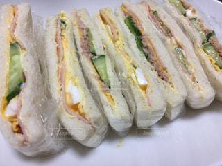 サンドイッチの写真・画像素材[756448]