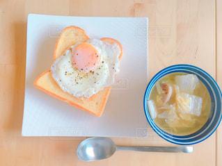 朝食の写真・画像素材[213944]