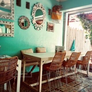 おしゃれカフェの写真・画像素材[4748494]