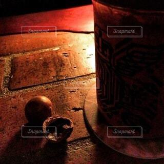 お酒を一杯の写真・画像素材[4833930]