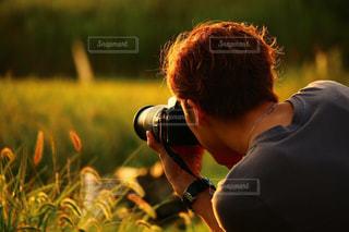 男性の写真・画像素材[212350]
