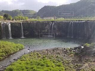 滝の写真・画像素材[4761685]