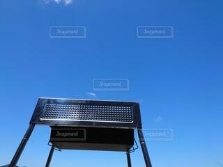 生の松原での夏休みの写真・画像素材[4764956]