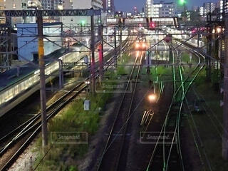 南福岡駅の写真・画像素材[4800668]