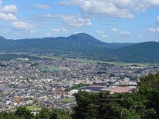 山頂の景色の写真・画像素材[4872418]