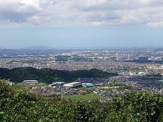 山頂の景色の写真・画像素材[4872422]