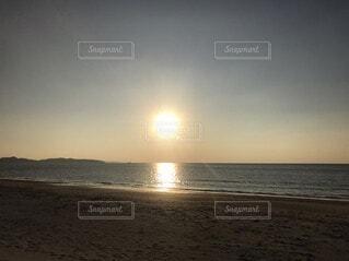 夕日の写真・画像素材[4769864]