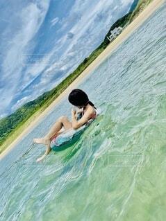 海水浴の写真・画像素材[4766357]