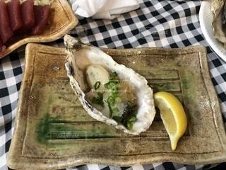 牡蠣の写真・画像素材[4783385]