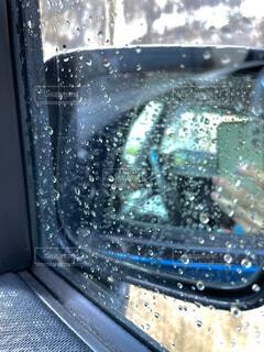 突然の雨の写真・画像素材[4785845]