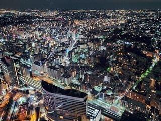 横浜の夜景の写真・画像素材[4758100]