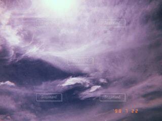 雲の写真・画像素材[4758905]