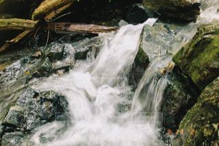滝の写真・画像素材[4761466]